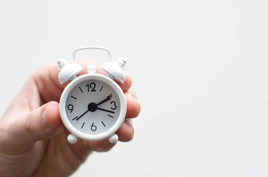 cámara hiperbárica tiempo